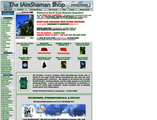 iamshaman.com screenshot