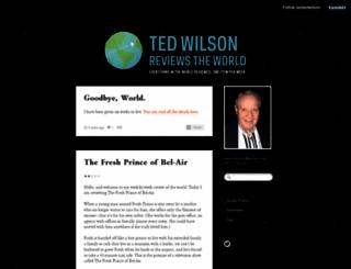 iamtedwilson.com screenshot