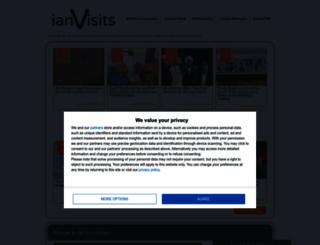 ianvisits.co.uk screenshot