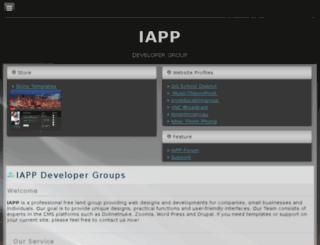 iappdevgroup.com screenshot