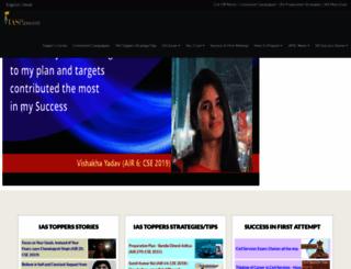 iaspassion.com screenshot