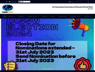 iassw-aiets.org screenshot
