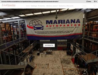 iautopartes.com screenshot