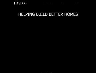 ibacos.com screenshot