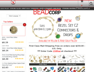 ibead.com screenshot