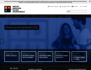 ibei.org screenshot