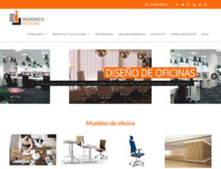 iberdeco.com screenshot