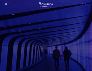 ibermatica.com screenshot