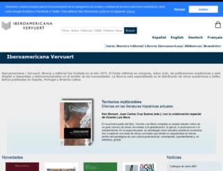 ibero-americana.net screenshot