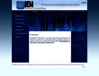 ibipartners.com.br screenshot