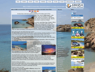 ibiza.ibiza4all.org screenshot