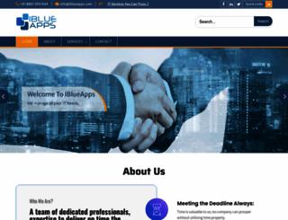iblueapps.com screenshot