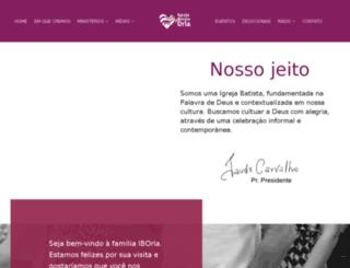 iborla.com screenshot