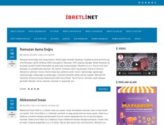 ibretli.net screenshot