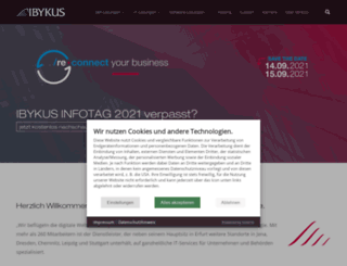 ibykus.de screenshot