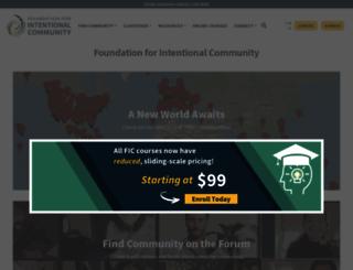 ic.org screenshot