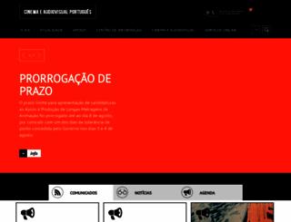 ica-ip.pt screenshot