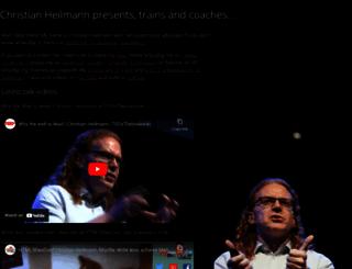 icant.co.uk screenshot