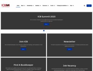 icb.org.au screenshot