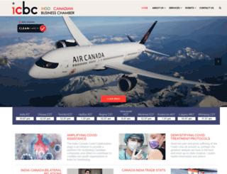 icbc.org.in screenshot