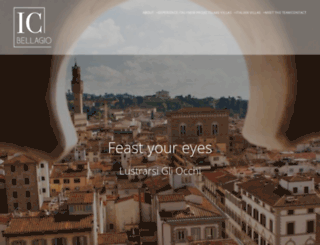 icbellagio.com screenshot