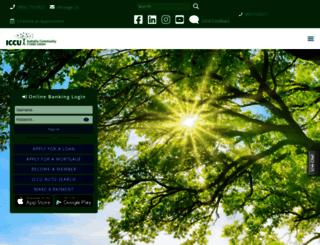 iccuonline.com screenshot