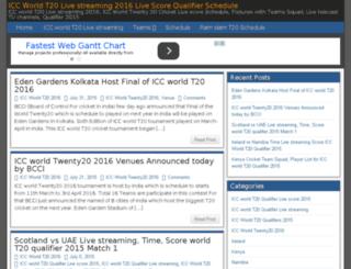 iccworldt20livestreaming.com screenshot