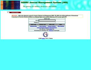 iceb.nccu.edu.tw screenshot