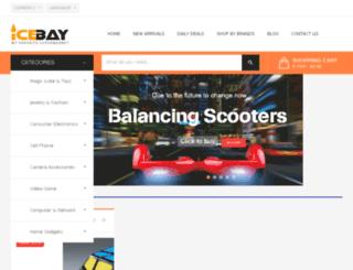 icebay.com screenshot