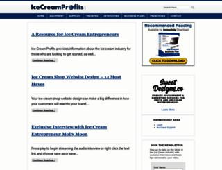 icecreamprofits.com screenshot