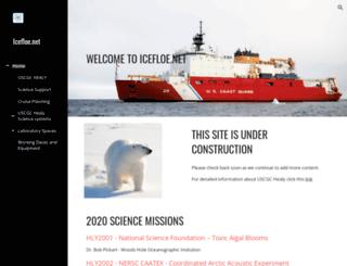 icefloe.net screenshot