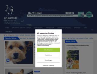 ich-barfe.de screenshot