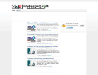 ichalnod.blogspot.com screenshot