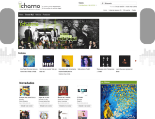 ichamo.com screenshot