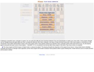 ichess.com screenshot
