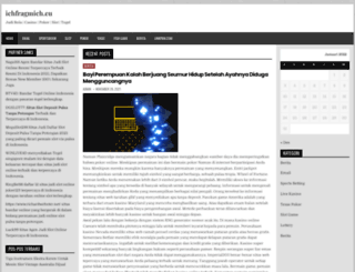 ichfragmich.eu screenshot