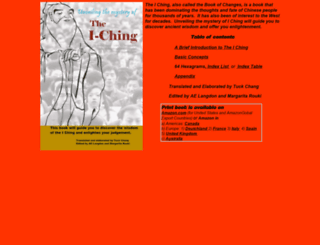 iching123.com screenshot