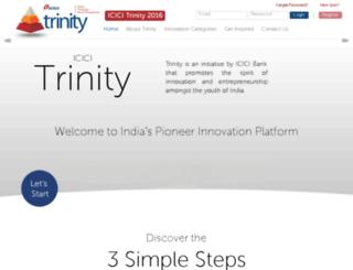 icicitrinity.com screenshot