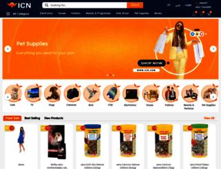 icn.com screenshot
