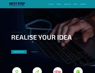 icnextstep.com screenshot