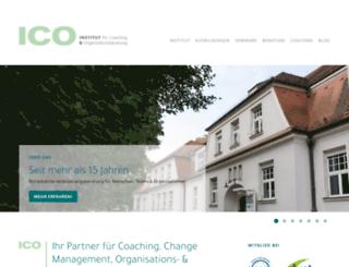 ico-online.de screenshot