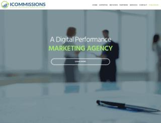 icommissions.com screenshot