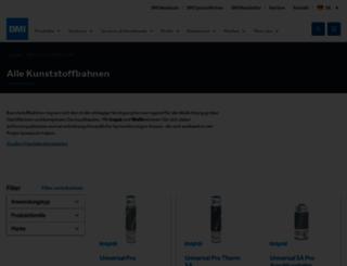 icopal-universal.de screenshot