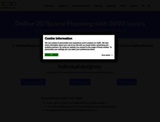 icovia.com screenshot