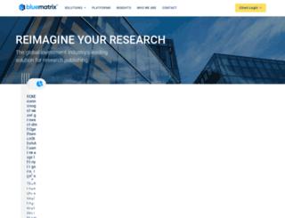 icp.bluematrix.com screenshot