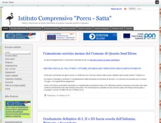 icporcusatta.gov.it screenshot