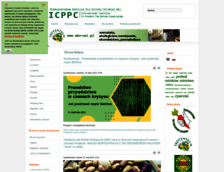 icppc.pl screenshot