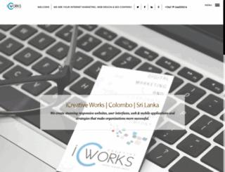 icreativeworks.net screenshot