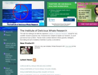 icrwhale.net screenshot