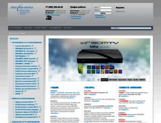 ics-ru.com screenshot